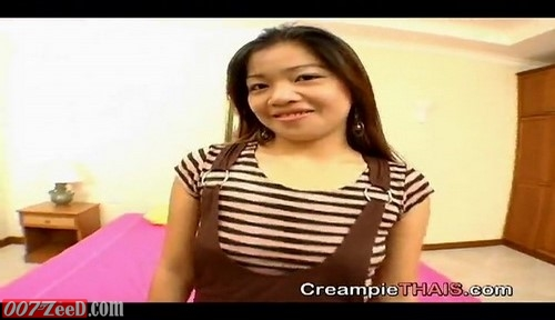 Cream Pie Thais Kai XXX Stream Porn Channel